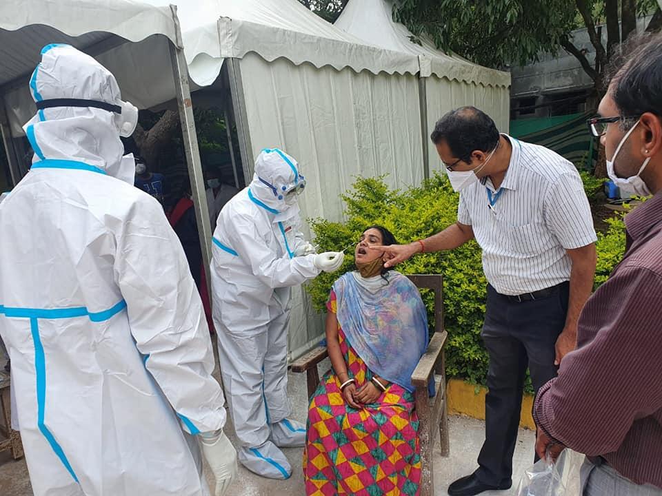 Covid cloud over Karnataka: 3 lakh+ cases, 5,000+ deaths ...