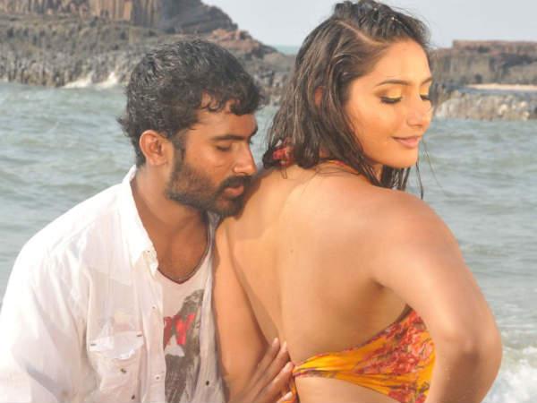 Ragini Dwivedi and Actor Yogi