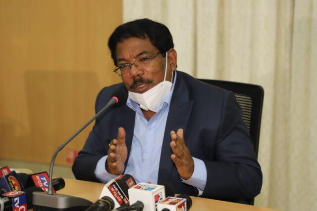 IAS officer N Manjunatha Prasad