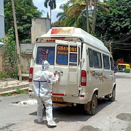 Covid Ambulance
