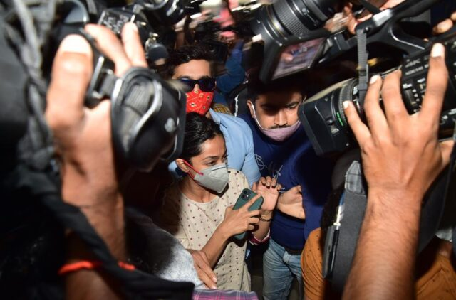 Drug case: CCB lets Diganth, Aindrita go after questioning Their responses were 'quite informative': Joint Comm Patil