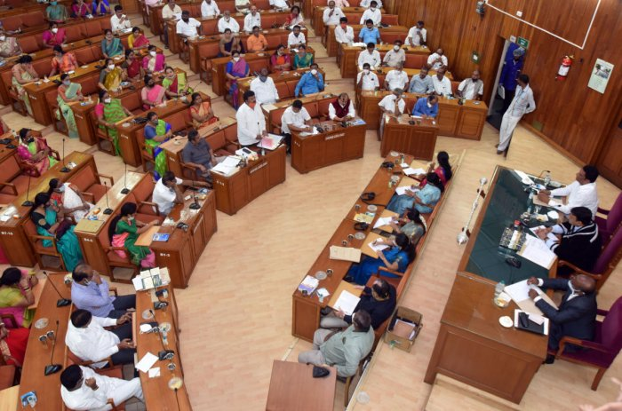 BBMP council meeting thebengalurulive.com