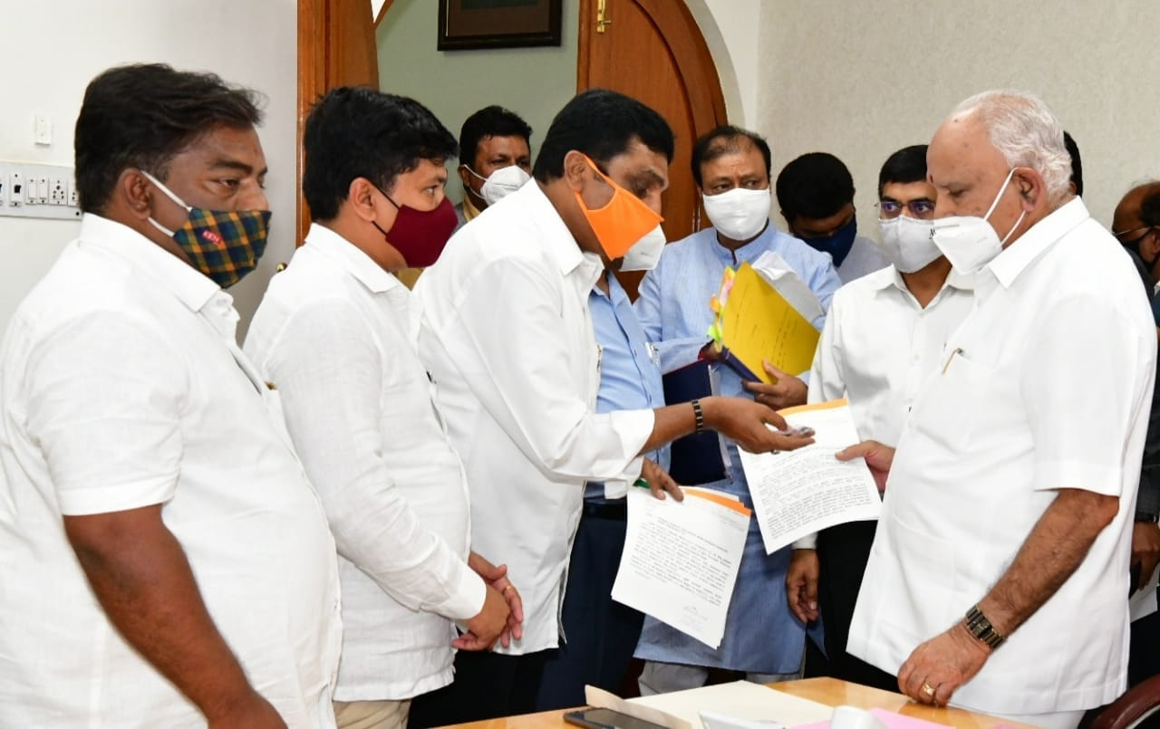 CM nixes BBMP's 25% property tax hike proposal BSY prefers NR Ramesh's proposal to measure big establishments scientifically to get more property tax