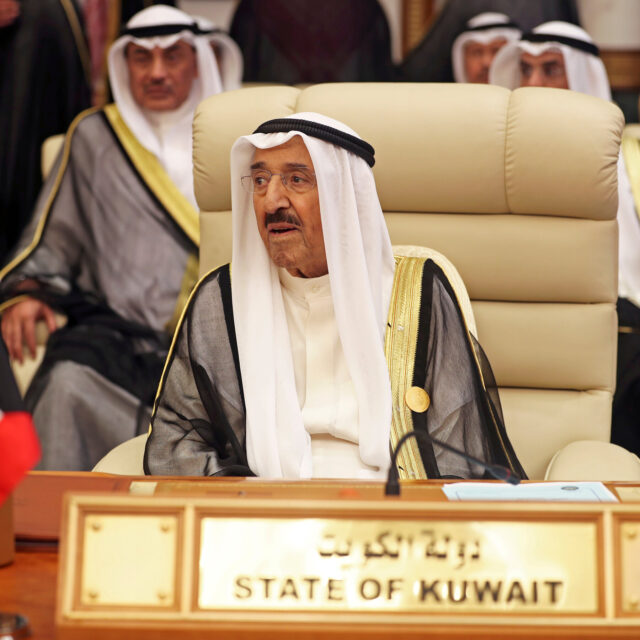 One-day mourning for Kuwait ruler Sheikh Sabah died on Sept 29, state follows Centre's step