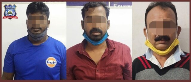 Maskless, defiant, and now in jail! Trio abuse and assault cops, marshal on being asked to pay fine