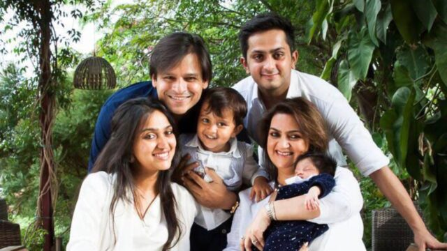 CCB issues notice to bollywood actor Vivek Oberio's wife