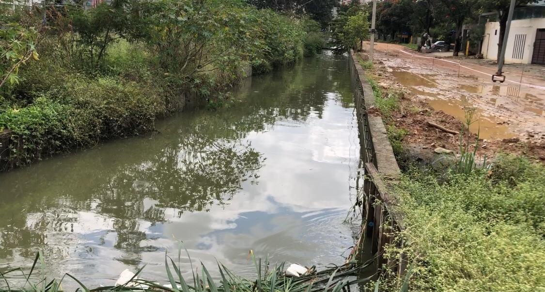 500 families pay bitter price for SWD encroachment Shubh Enclave-Shriram Chirping Woods on Haralur Road has witnessed flooding 5 times in last 2 years