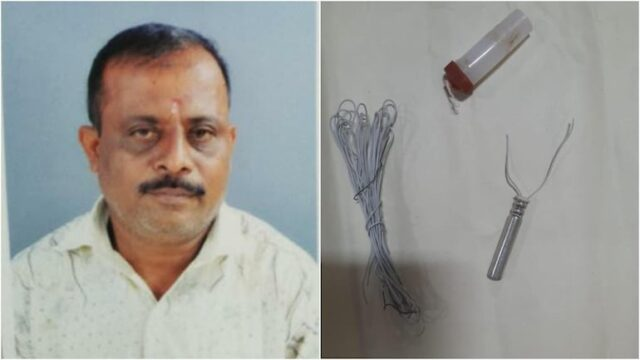 Two held for bomb threat to NDPS judge in Karnataka