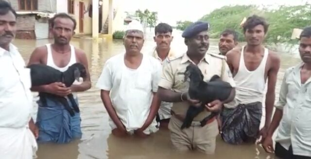 Karnataka: Police sub-inspector suspended for posting fake rescue op videos, pictures