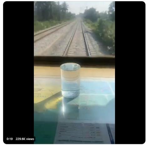 Bengaluru-Mysuru rail journey passes ''glass full of water test''