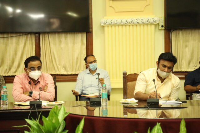 Covid rehab centres in all district hospitals soon Re-infection risk means cured patients should continue with precautions: Sudhakar