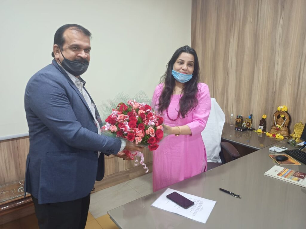 Transferred amid spat, D Roopa takes charge as MD of ...