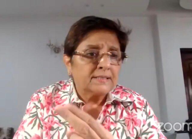 It's time women got 'farmer' status: Kiran Bedi