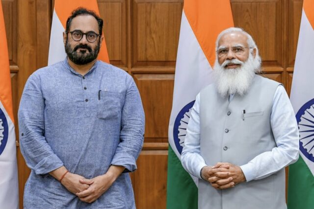 Twitter must comply with Indian law: MoS Rajeev Chandrasekhar