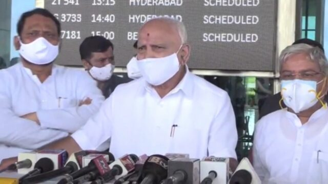 Will take appropriate decision once I get instructions: Yediyurappa on possible exit