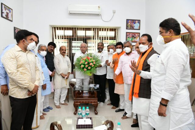 Karnataka: Bommai Cabinet expansion at 2.15pm today: Here is detailed list