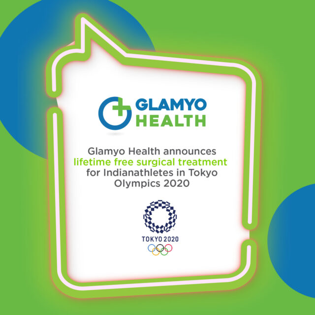 Glamyo Health announces lifetime free surgical treatment for Indian athletes in Tokyo Olympics 2020
