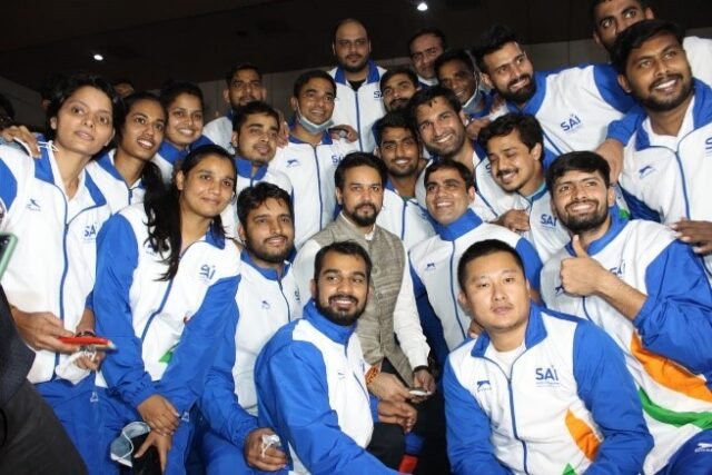 Formulate big plans for next Olympics: Anurag Thakur to sports federations