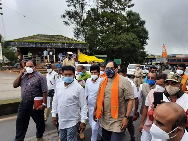 Central team begins study of Karnataka internet connectivity issues Rajeev Chandrashekhar