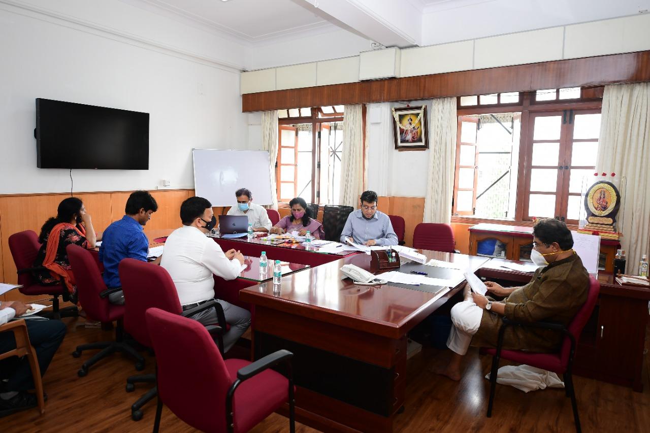 Karnataka revenue staff to work on guidance value revision Minister