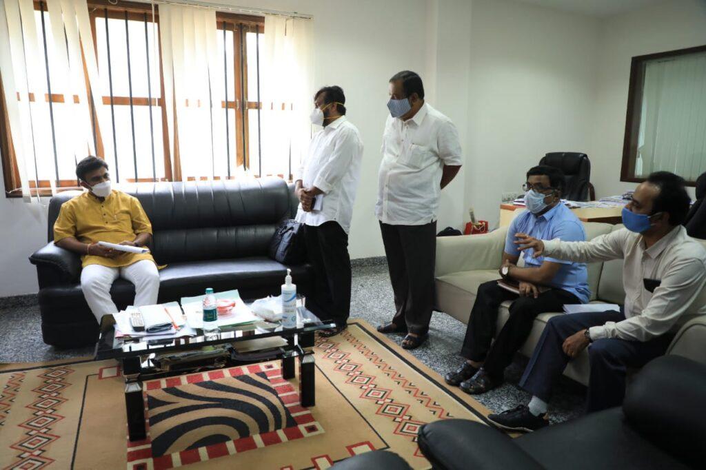 Covid-hit Bengaluru college sealed, area made micro-containment zone