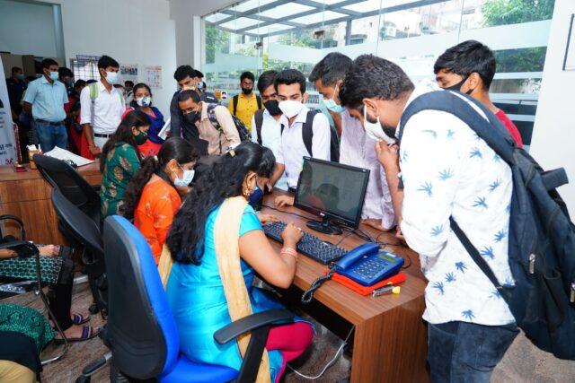 42 companies participate in Malleswaram mega job fair