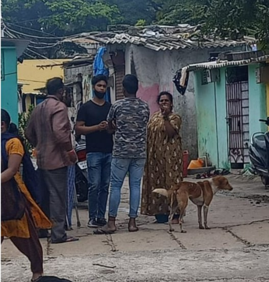 BBMP Special Commissioner (Health) D Randeep has won the hearts of a group of college students with his quick response to their request for a special vaccination camp for slum-dwellers in an Indiranagar locality
