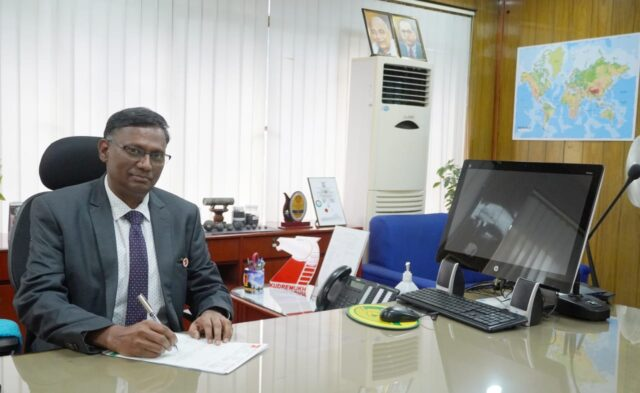 T.Saminathan takes charge as CMD of KIOCL Limited